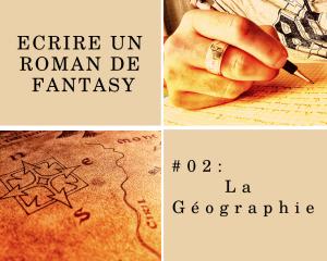 Ecrire un roman de Fantasy, dessinez une carte!