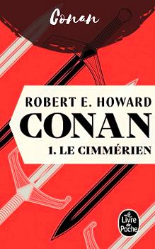 Livre Conan le barbare