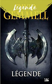 Livre Légende de David GEmmell
