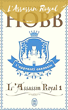 Livre l'assassin royal