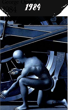 Livre 1984 de George Orwell