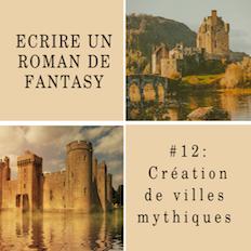 Fantasy et villes mythiques