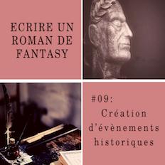 Créez des événements historiques en Fantasy