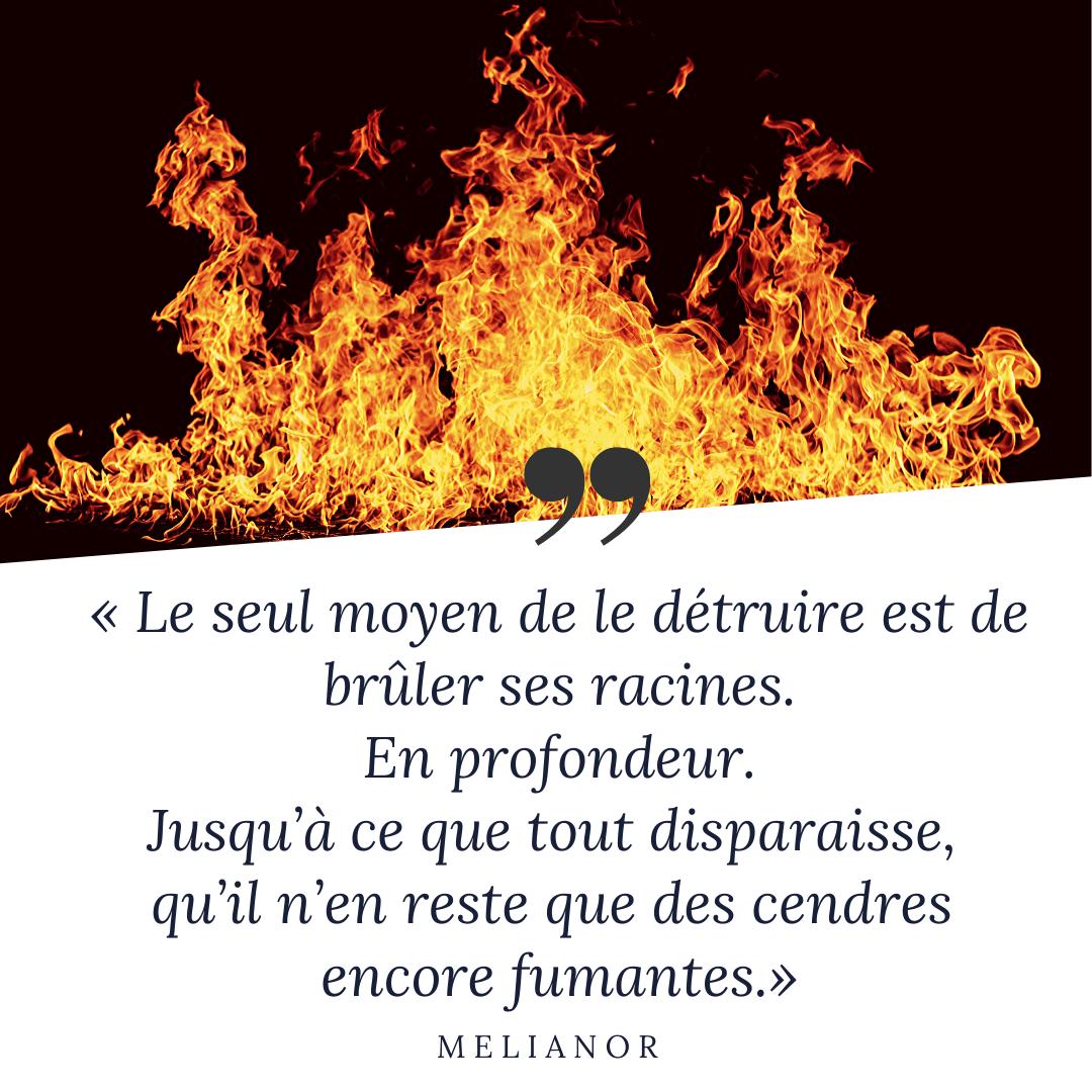 La mort par le feu