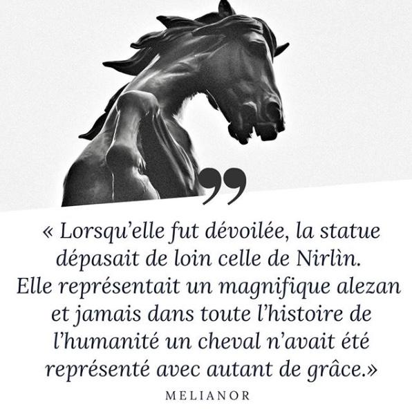 Le cheval, le plus bel animal à avoir jamais foulé la terre